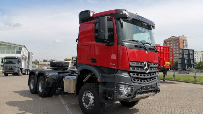 Mercedes-Benz Arocs 5 3348 AS